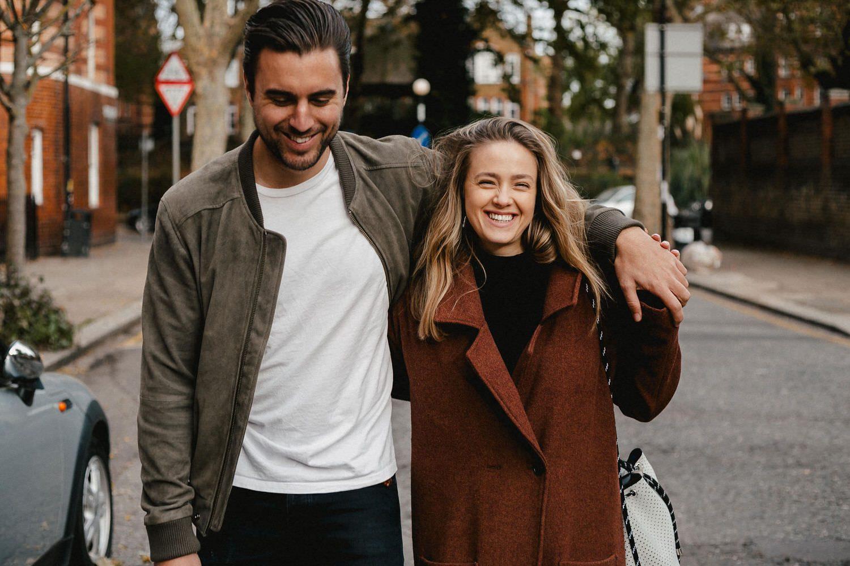 Couple Shoot in London Mister & Misses Do