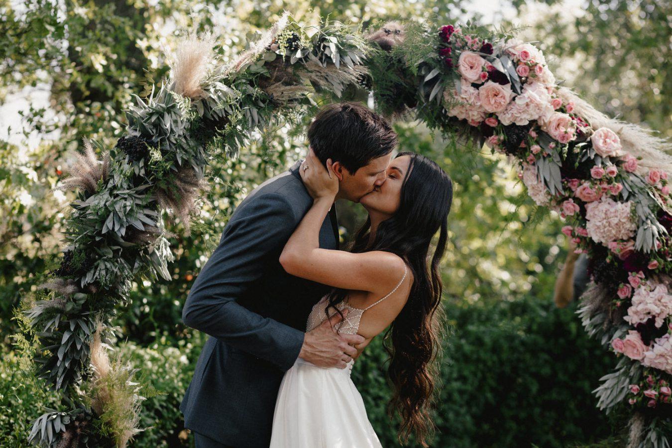 Mister &. Misses Do Hochzeit in Südafrika in Franschhoek bei Kapstadt